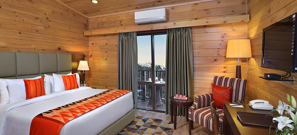 Pavilion Club Rooms - Room booking in Dharamshala