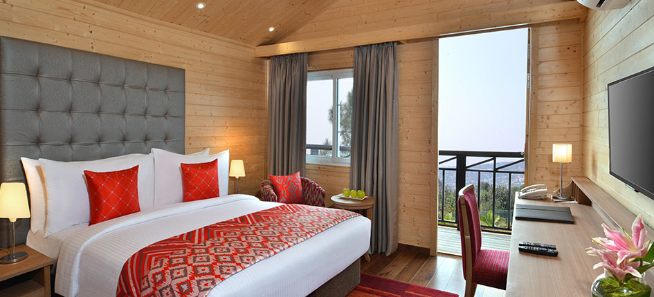 Chalet Rooms - Stay in Dharamshala